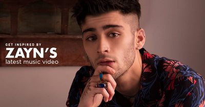 Get Inspired by Zayn's Latest Music Video!