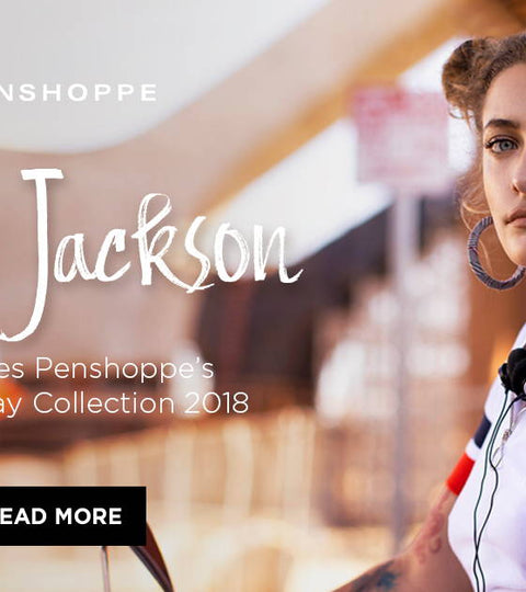 Paris Jackson for Penshoppe