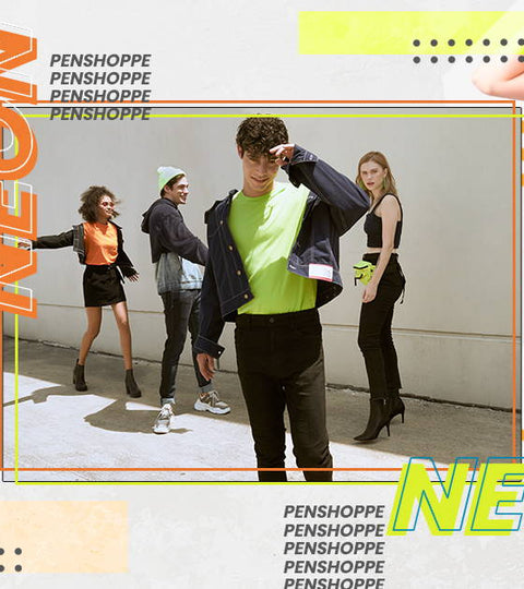 Here's the Push You Need to Finally Rock Neon Fashion