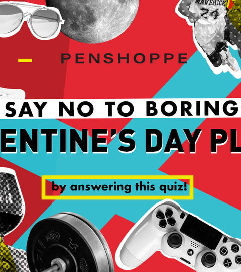 Say No to Boring Valentine's Day Plans by Answering This Simple Quiz!