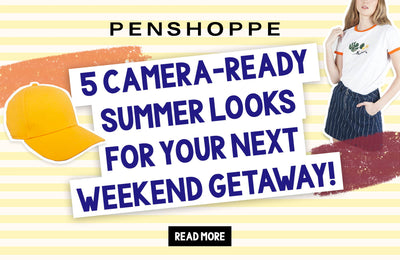 5 Camera-Ready Summer Looks For Your Next Weekend Getaway!