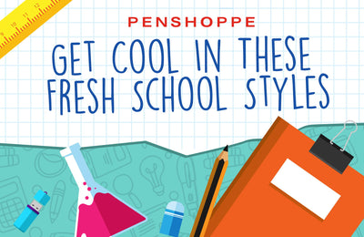 Get Cool In These Fresh School Styles