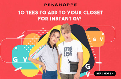 10 Tees to Add to Your Closet for Instant GV!