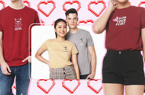 30 Crazy Cute Tees You & Your Date Will ~Love~ this Valentine's Day