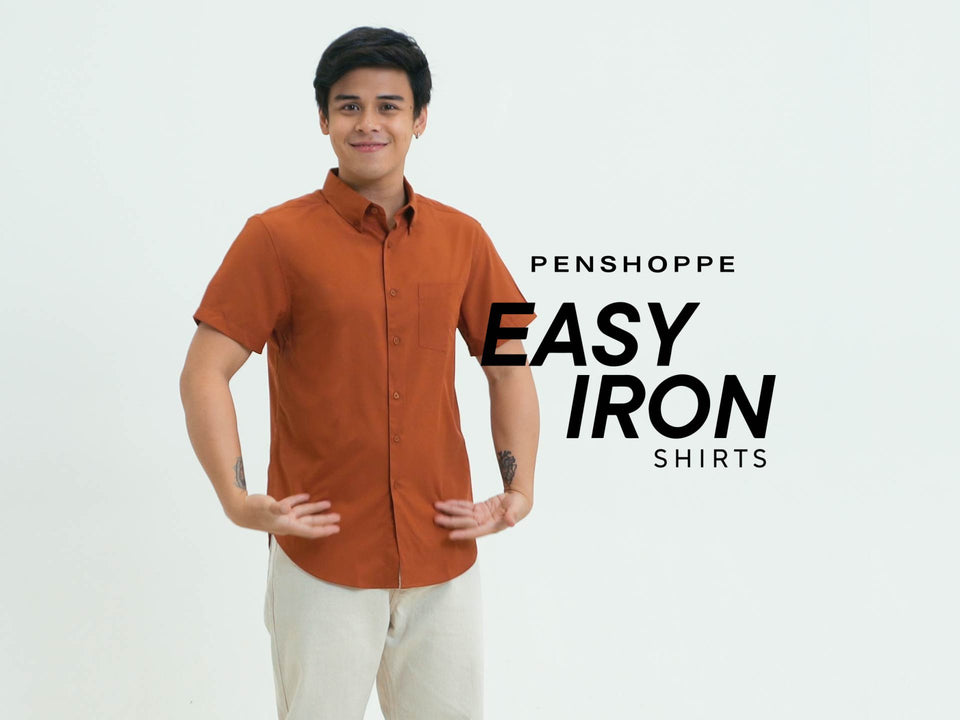 Easy-Iron Shirts