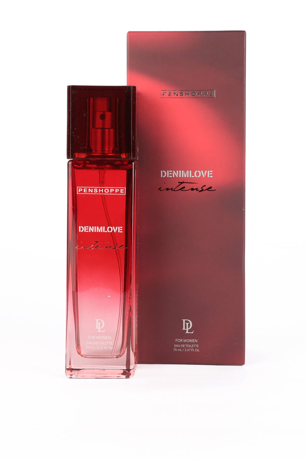 Penshoppe DenimLove Intense Eau De Toilette For Women 70ML