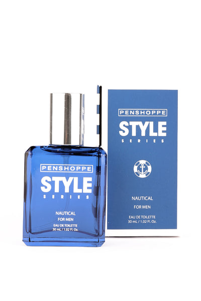 Penshoppe Style Series Nautical Eau De Toilette For Men 30ML