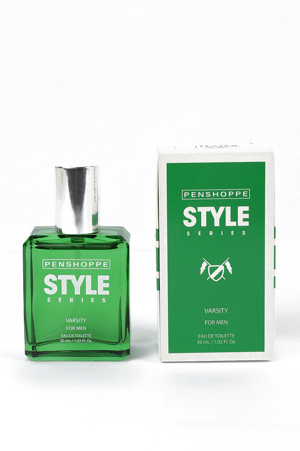 Penshoppe Style Series Varsity Eau De Toilette For Men 30ML