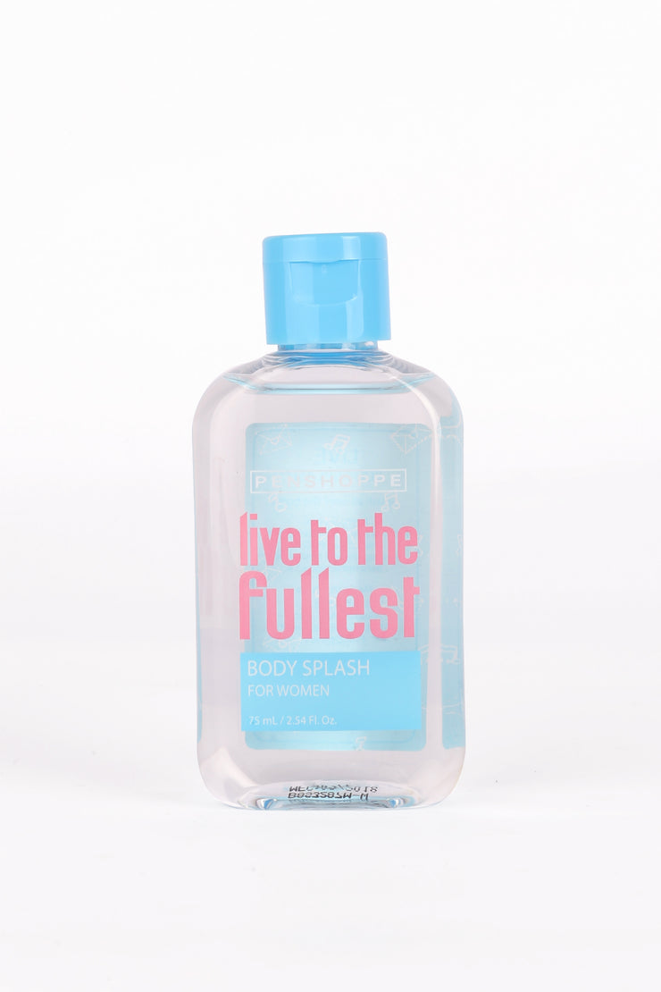 Live To The Fullest Cologne For Women 75ML