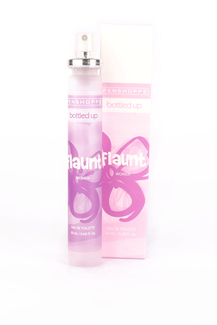 Penshoppe Bottled Up Flaunt Eau De Toilette For Women 20ML