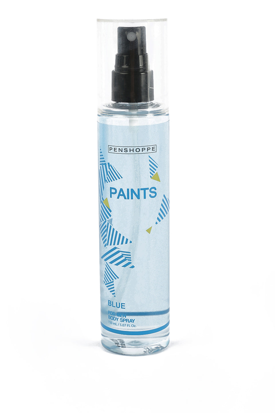 Penshoppe Paints Blue Body Spray for Men 150ML