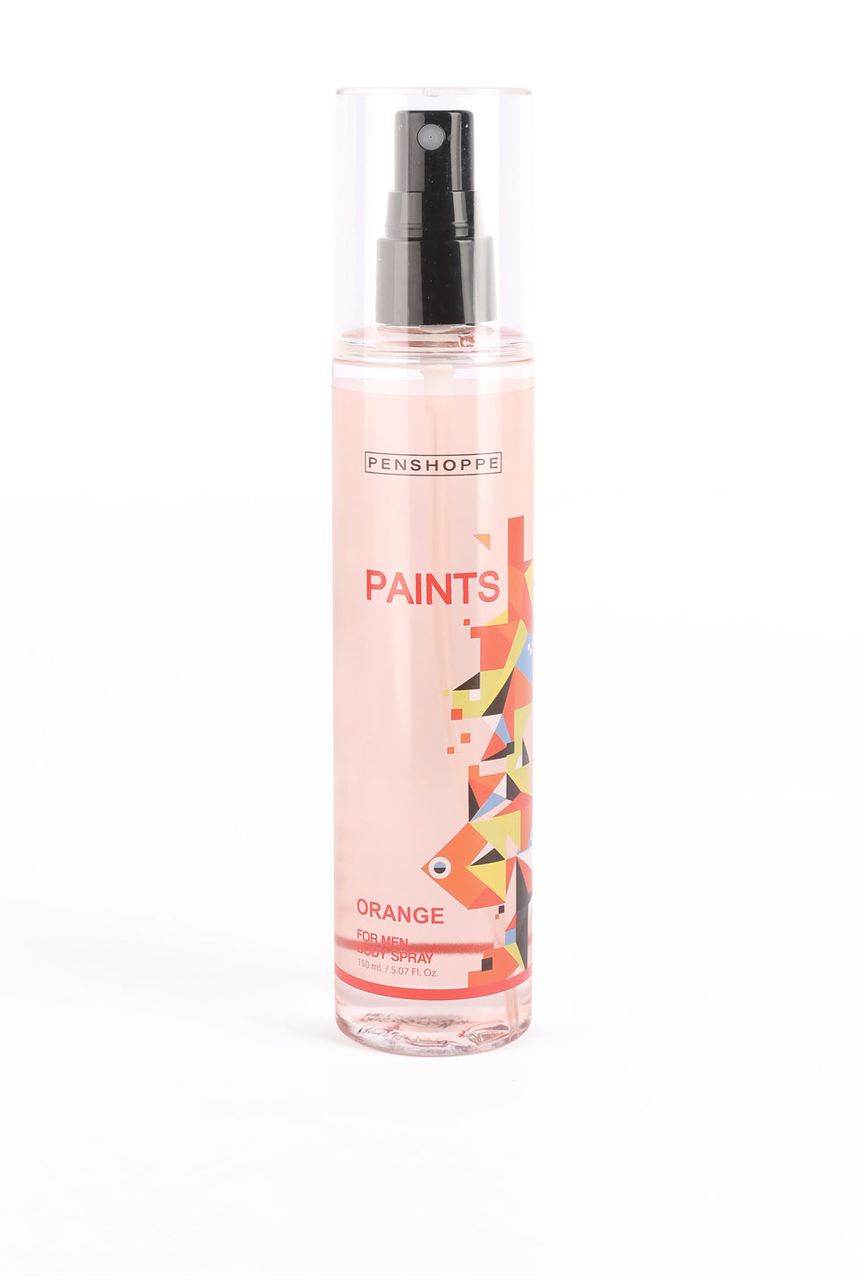 Penshoppe Paints Orange Body Spray For Men 150ML