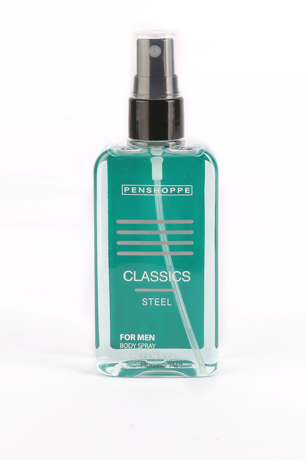 Penshoppe Classics Green Body Spray For Men 100ML