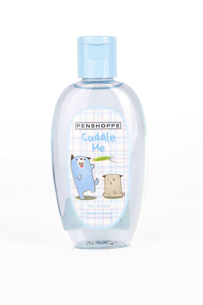 Penshoppe Cuddle Me Blue Bubble Cologne For Women 100ML