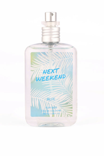 Next Weekend Eau De Cologne For Men 100ML