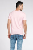 Semi Fit Tee With Special Print Effect