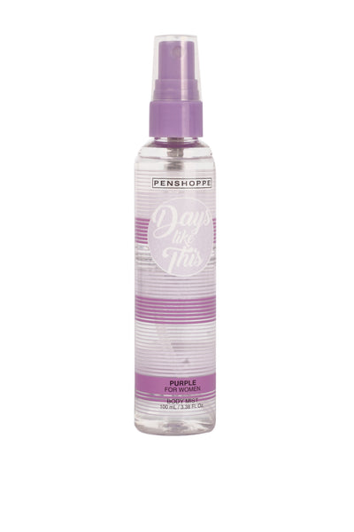 Penshoppe Days Like This Body Spray for Women 100ML