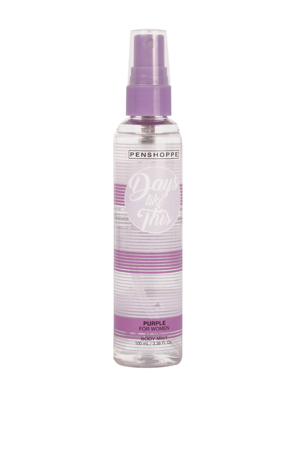 Penshoppe Days Like This Purple Body Spray for Women 100ML