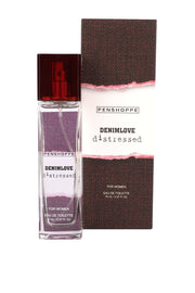 Penshoppe DenimLove Distressed Eau De Toilette For Women 70ML
