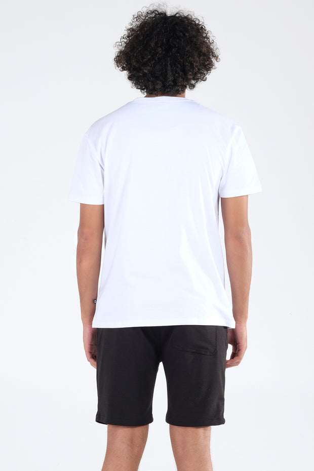 Relaxed Fit Basic Tee
