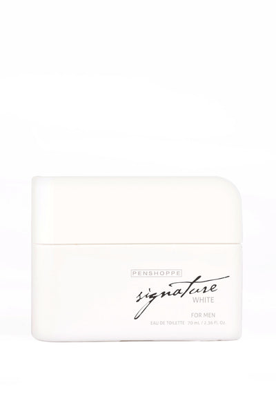 Signature White Eau De Toilette For Men 70ML