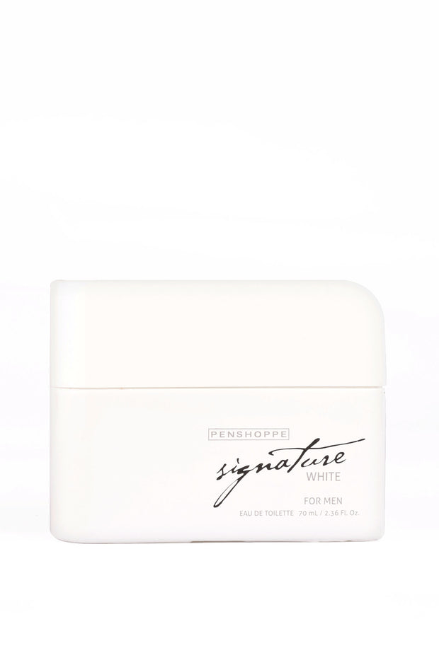 Penshoppe Signature White Eau De Toilette For Men 70ML