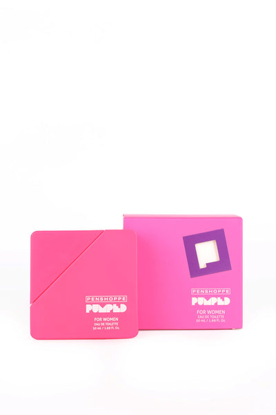 Pumped Pink Eau De Toilette For Women 50ML