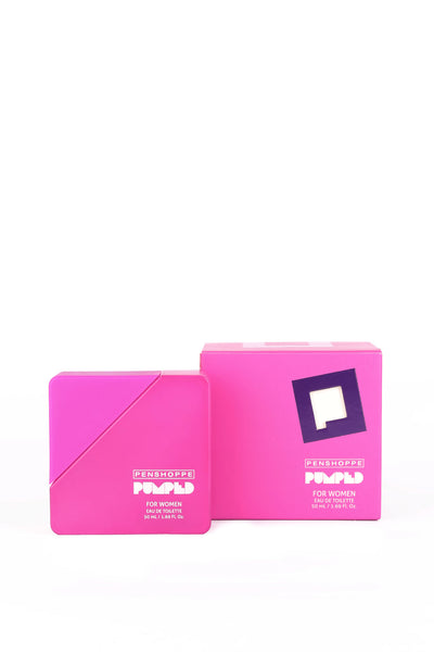 Pumped Purple Eau De Toilette For Women 50ML