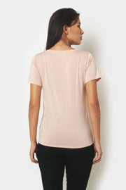 The Dress Code Super Soft V-Neck Tee