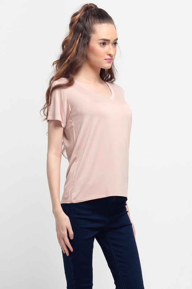 Super Soft V-Neck Tee