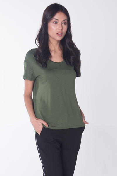 Super Soft Regular Fit Round Neck Tee