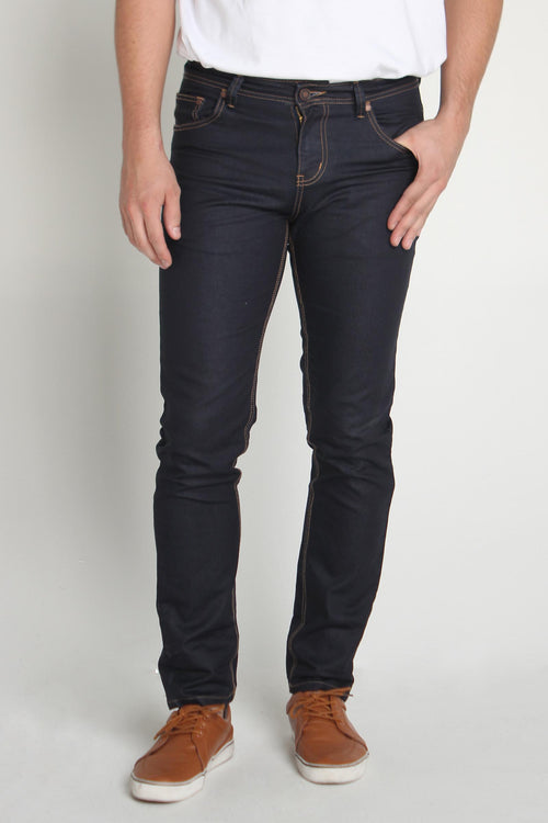 Skinny Fit 5-Pocket Jeans Garment Wash