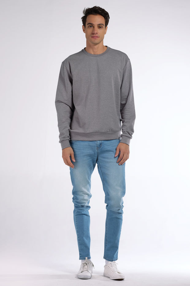 Relaxed Fit Pullover