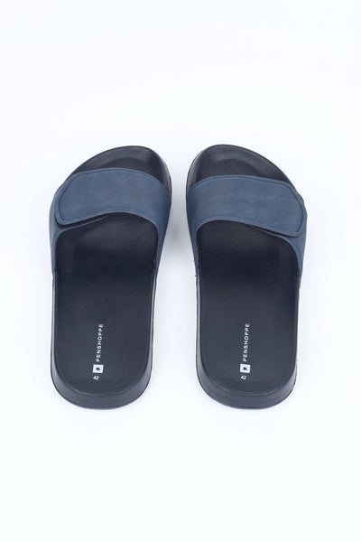 Synthetic Leather Sliders