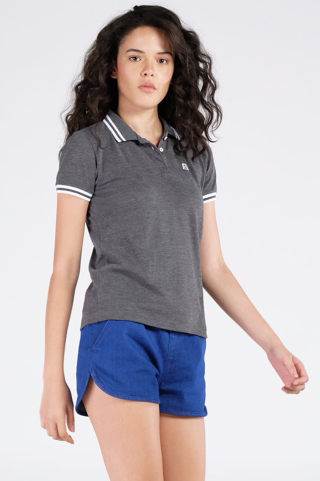 Semi Fit Polo Shirt