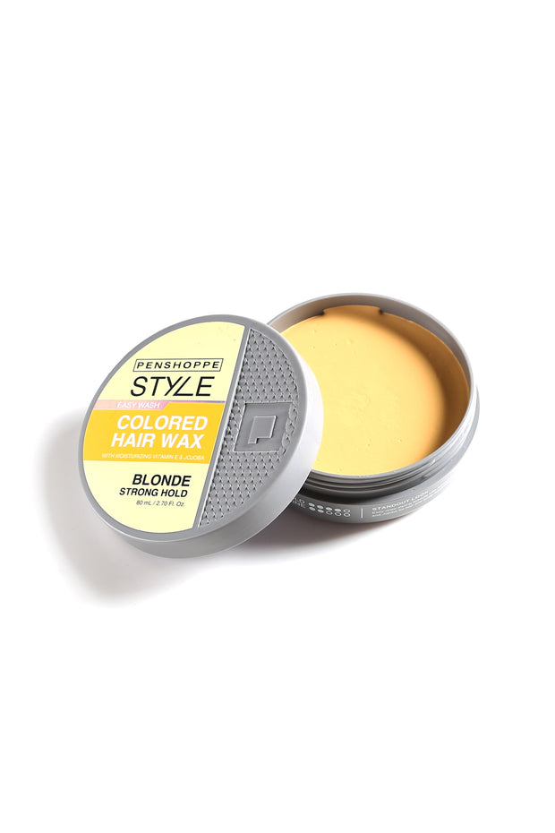 Penshoppe Style Colored Hair Wax Blonde 80ML