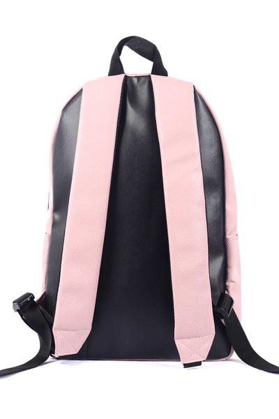 Synthetic Leather Backpack