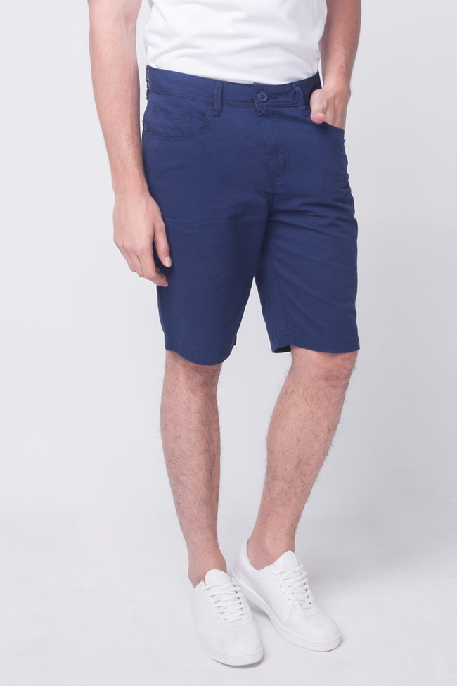 Tapered Fit Chino Shorts