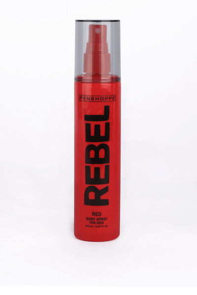 Rebel Red Body Spray For Men 150ML