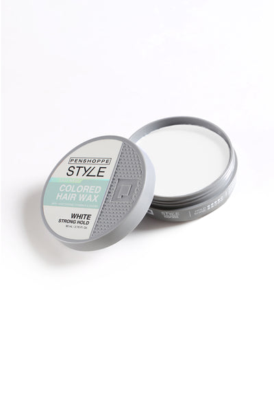 Penshoppe Style Colored Hair Wax White 80ML