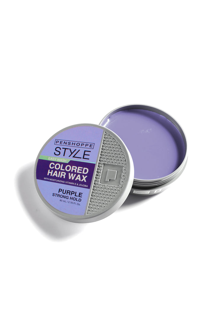 Penshoppe Style Colored Hair Wax Purple 80ML