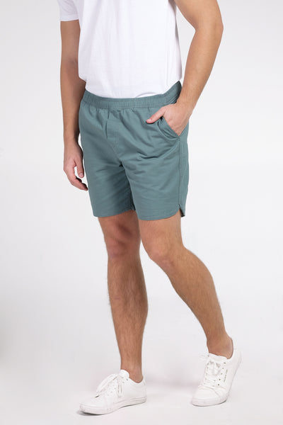 All Day Modern Fit Shorts With Hidden Drawstring