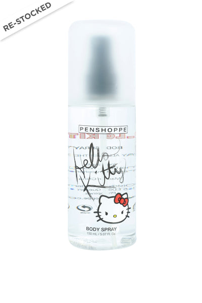 Hello Kitty ❤️ Penshoppe - Black Body Spray 150ML
