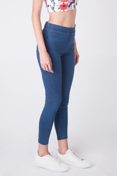 Power Stretch® Jeggings With Patch Pocket/s