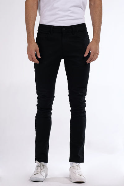 Mid Rise 5-Pocket Jeans