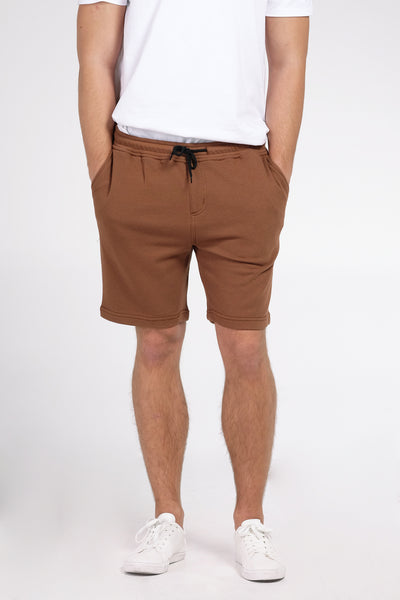 All Day Knit Shorts With Drawstring