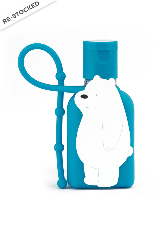 Penshoppe X We Bare Bears Ice Bear Sanitizer 30ML