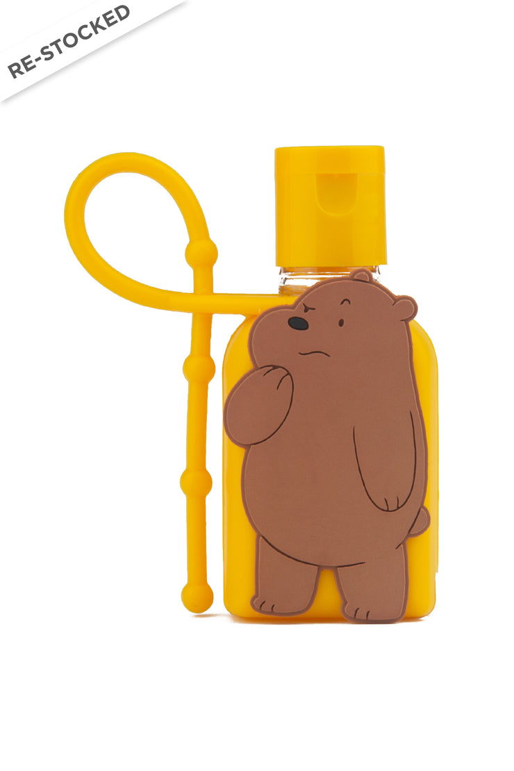 Penshoppe X We Bare Bears Grizzly Sanitizer 30ML
