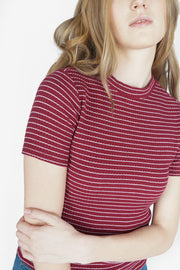 The Dress Code Striped Tee