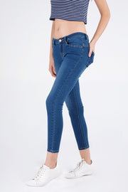 Power Stretch® Mid Waist Jeans